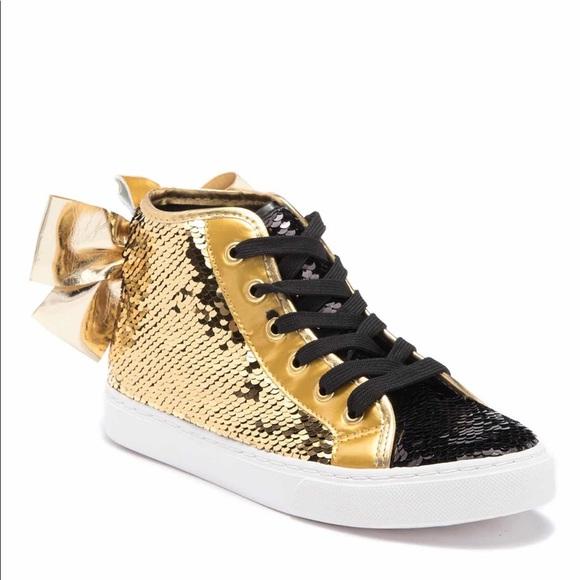 JoJo Siwa Shoes | Reversible Sequin